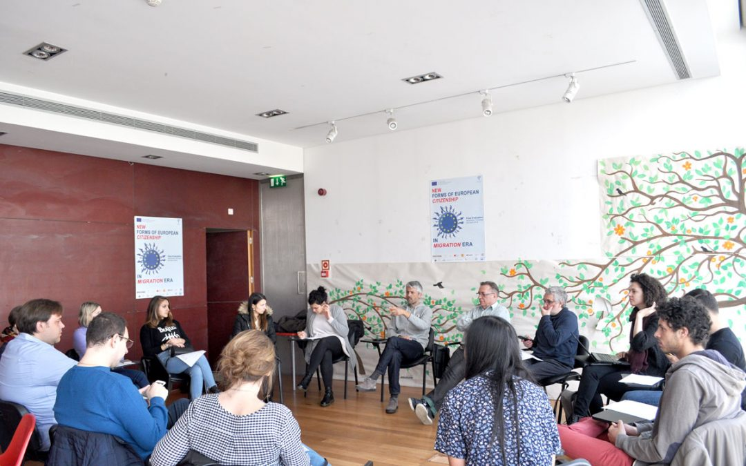 """NECME – New forms of European citizenship in the age of migration"" – Reunião de Avaliação Final"